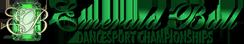 Emerald Ball Dancesport Championships Logo