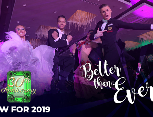 Emerald Ball 2019 – Better than ever!