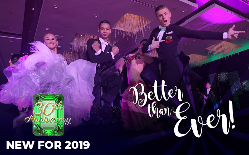 News - Emerald Ball 2019 – Better than ever!