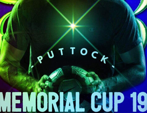 Announcing the 2019 Puttock Memorial Cup