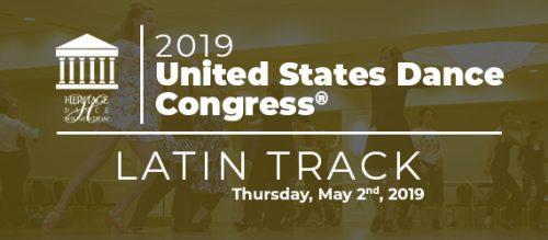 Dance Congress - International Style Latin Track (Thursday)