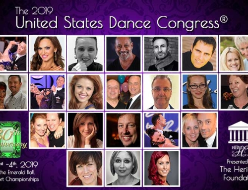 Presenting The 2019 United States Dance Congress®